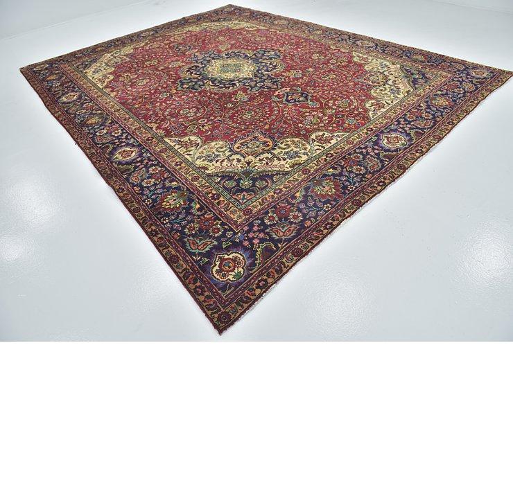 10' 2 x 12' 10 Tabriz Persian Rug