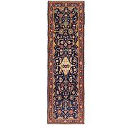 Link to 110cm x 345cm Mahal Persian Runner Rug