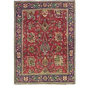 Link to 3' 6 x 4' 9 Tabriz Persian Rug
