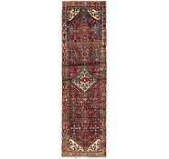 Link to 2' 10 x 10' 3 Hossainabad Persian Runner Rug