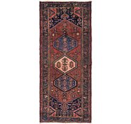 Link to 4' 5 x 10' 7 Zanjan Persian Runner Rug