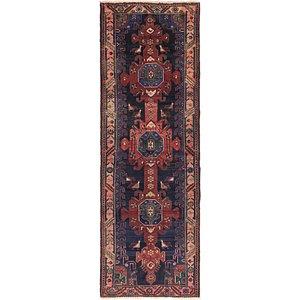 3' 6 x 10' 2 Zanjan Persian Runner Rug