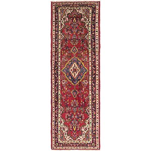 Link to 3' 4 x 10' 3 Shahrbaft Persian Runne... item page
