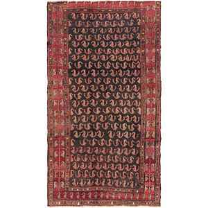 4' 8 x 8' 5 Malayer Persian Rug