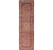 Link to 3' 9 x 12' 9 Hamedan Persian Runner Rug