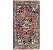 Link to 3' 4 x 6' 3 Hossainabad Persian Rug