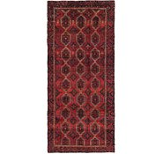 Link to 4' 5 x 10' 3 Sirjan Persian Runner Rug