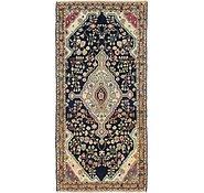 Link to 5' x 10' 3 Hamedan Persian Runner Rug