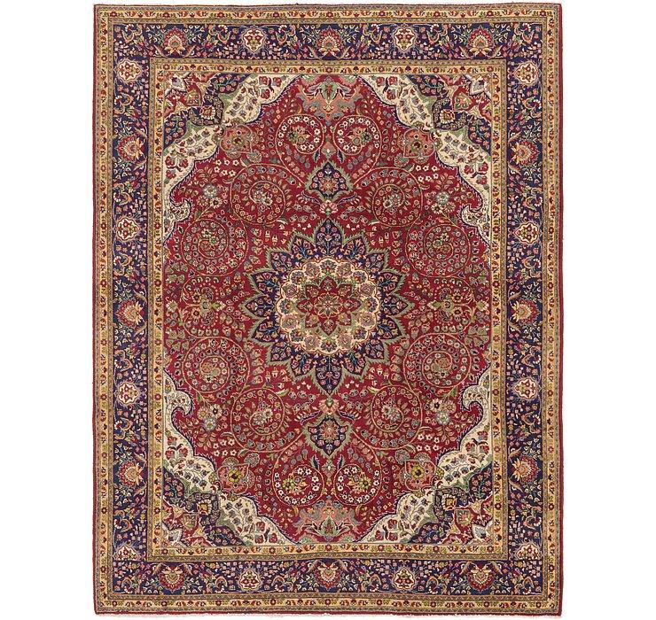 10' 2 x 13' 4 Tabriz Persian Rug