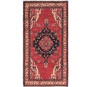 Link to 4' 10 x 9' 3 Hamedan Persian Rug