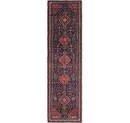 Link to 3' 7 x 14' 7 Sanandaj Persian Runner Rug