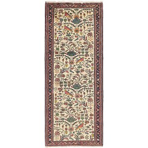Link to 2' 10 x 7' Roodbar Persian Runner ... item page