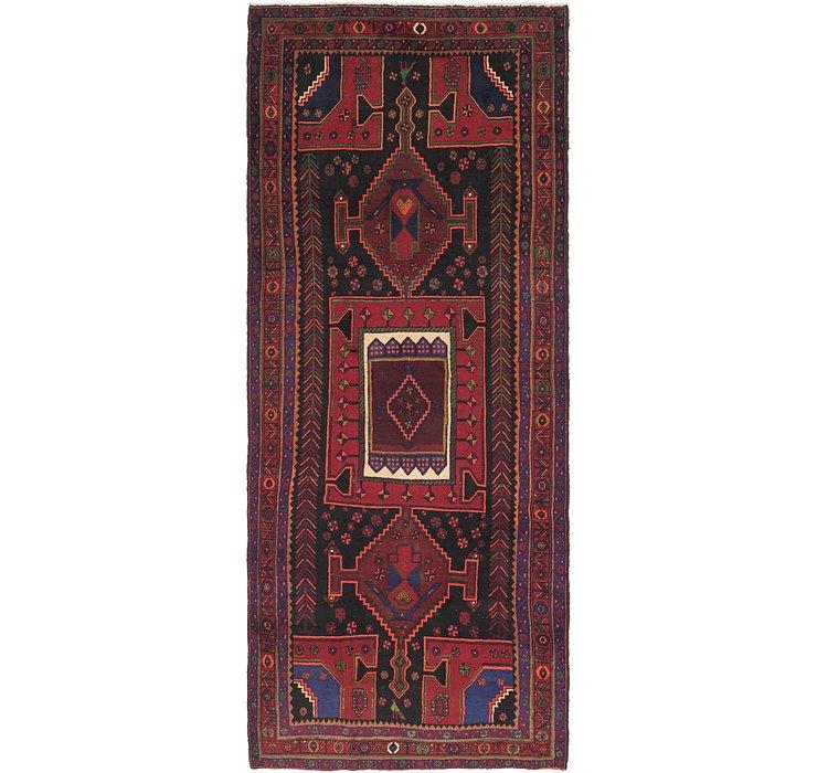 4' 8 x 12' 3 Sirjan Persian Runner Rug