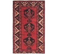 Link to 3' 10 x 6' 6 Ferdos Persian Rug