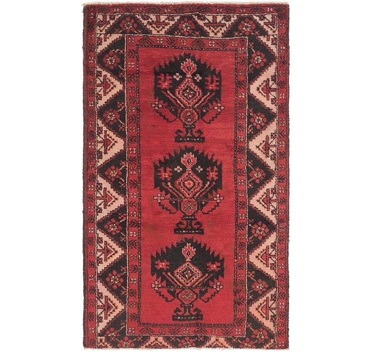 3' 10 x 6' 6 Ferdos Persian Rug
