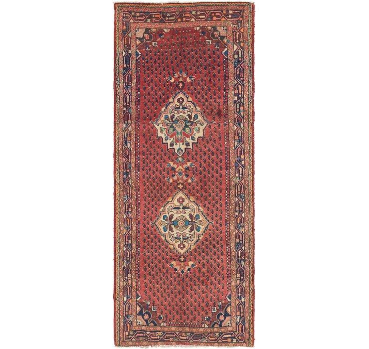 3' 8 x 9' 2 Shahsavand Persian Runn...