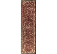 Link to 3' 8 x 14' 6 Hossainabad Persian Runner Rug