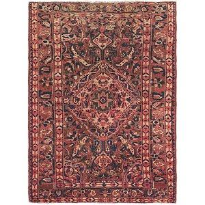 HandKnotted 4' 9 x 6' 7 Bakhtiar Persian Rug