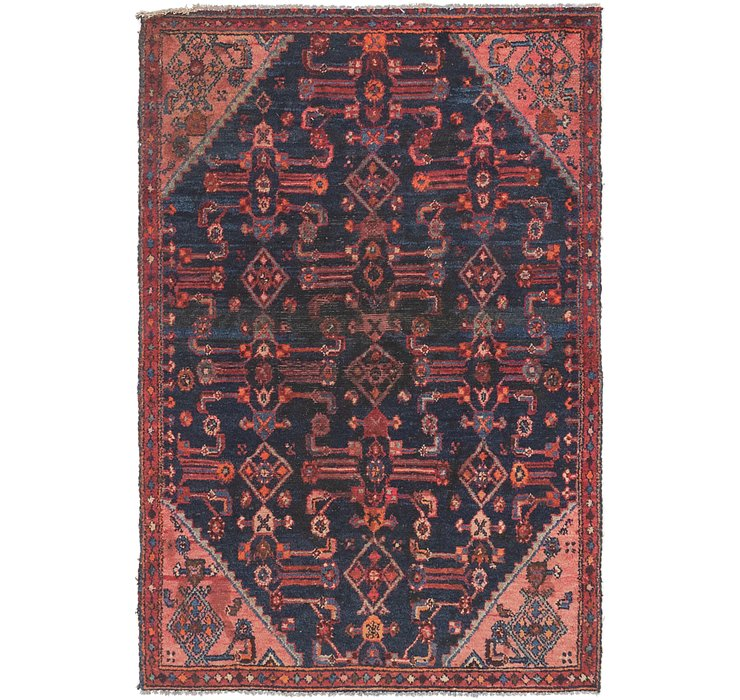 4' x 6' Malayer Persian Rug
