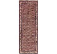 Link to 3' 6 x 10' Botemir Persian Runner Rug