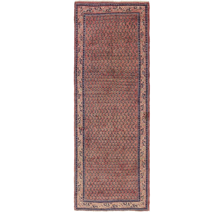 3' 6 x 10' Botemir Persian Runner ...