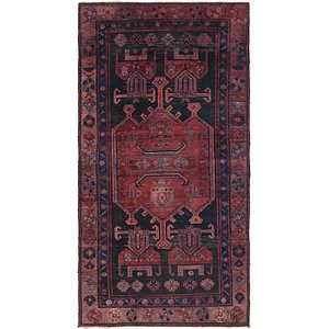 Link to 4' 5 x 8' 5 Zanjan Persian Rug item page