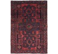 Link to 4' 5 x 6' 6 Zanjan Persian Rug