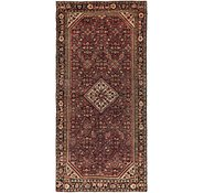 Link to 152cm x 315cm Hossainabad Persian Runner Rug