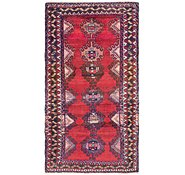 Link to 4' x 7' 3 Hamedan Persian Rug