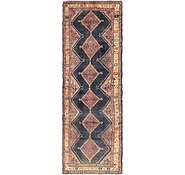 Link to 3' 8 x 11' 3 Chenar Persian Runner Rug