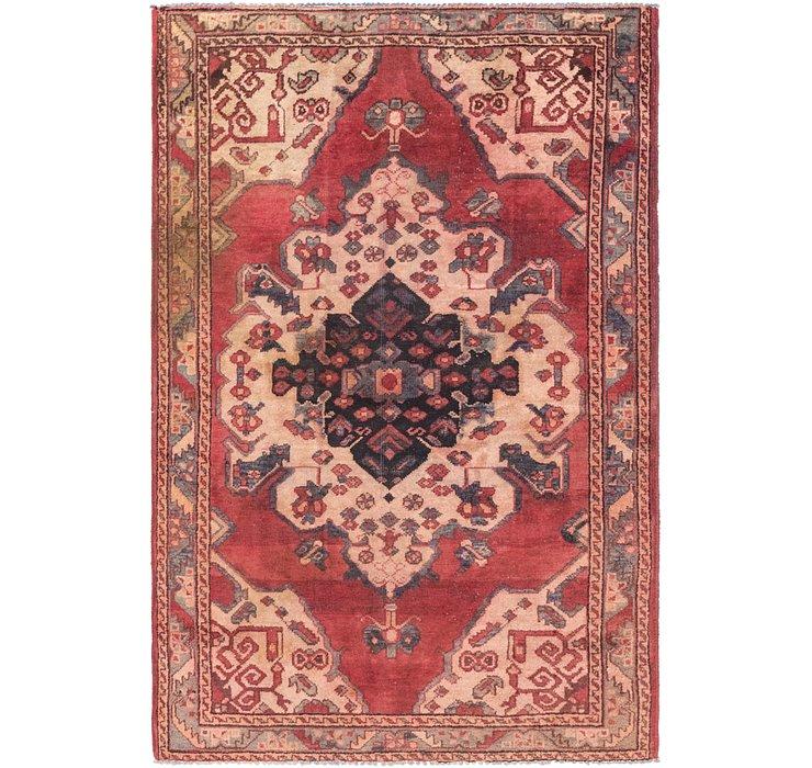 4' 3 x 6' 6 Bakhtiar Persian Rug