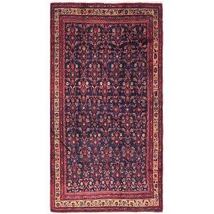 5' 4 x 10' Malayer Persian Rug