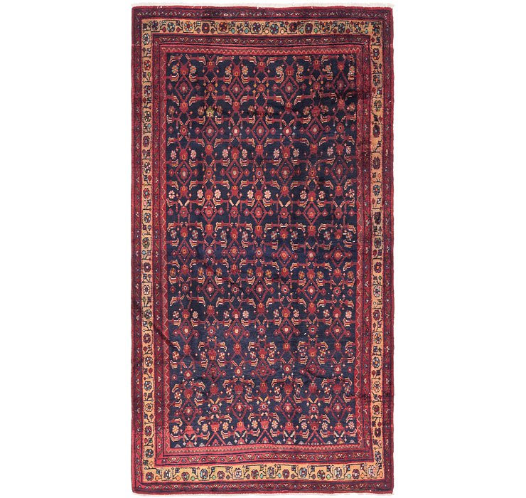 5' 4 x 10' Malayer Persian Rug