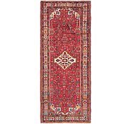 Link to 4' 3 x 10' 9 Hossainabad Persian Runner Rug
