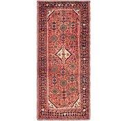 Link to 4' 8 x 11' 3 Hamedan Persian Runner Rug