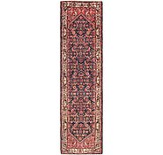 Link to 3' 3 x 12' 10 Hossainabad Persian Runner Rug