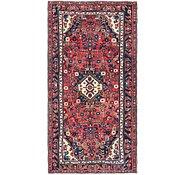 Link to 3' 8 x 7' 3 Hamedan Persian Rug