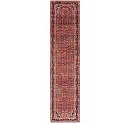 Link to 3' 8 x 17' 2 Hossainabad Persian Runner Rug