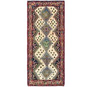 Link to 3' 4 x 7' 8 Chenar Persian Runner Rug