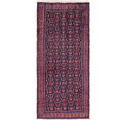 Link to 135cm x 312cm Malayer Persian Runner Rug