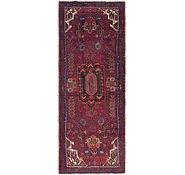 Link to 4' 9 x 12' 9 Hamedan Persian Runner Rug