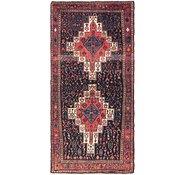 Link to 132cm x 275cm Senneh Persian Runner Rug