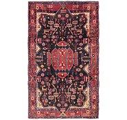 Link to 5' 2 x 9' Nahavand Persian Runner Rug