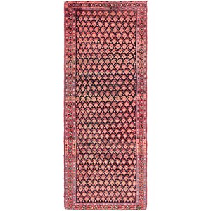 Link to 3' 9 x 10' Farahan Persian Runner ... item page