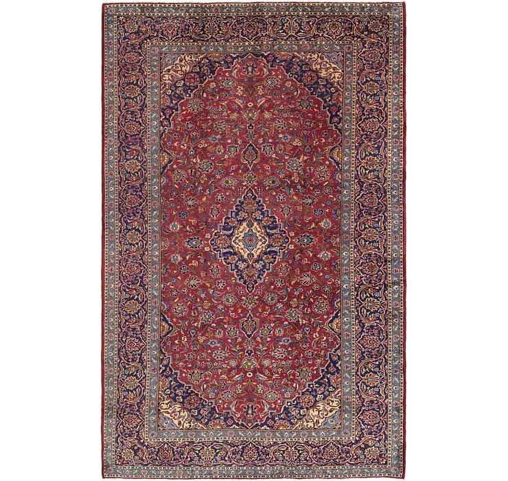 9' 10 x 15' 10 Kashan Persian Rug