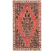 Link to 115cm x 195cm Mazlaghan Persian Rug