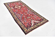 Link to 3' 5 x 7' 5 Khamseh Persian Runner Rug
