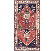 Link to 3' 6 x 6' 10 Hamedan Persian Runner Rug