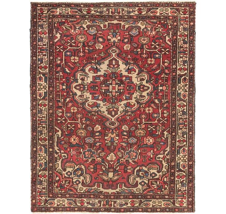 4' 9 x 6' Bakhtiar Persian Rug