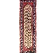 Link to 3' 10 x 11' 10 Koliaei Persian Runner Rug